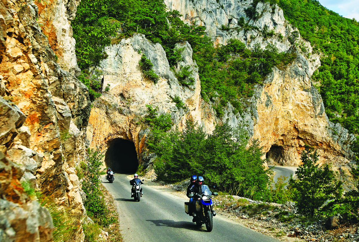 ADRIATIC MOTO TOURS Photo: ROZLE VRHOVC