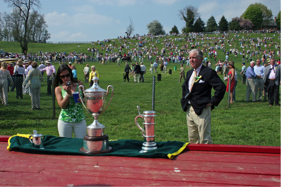 Observing the Hunt Cup