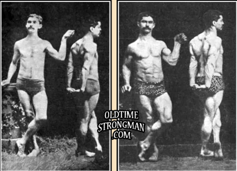 Picture used with permission from Oldtime Strongman